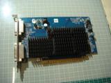 Placa video pci-ex hd4550 512Mb ddr3 dual dvi -silent