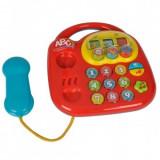 Cumpara ieftin Jucarie Simba Play ABC Telefon muzical rosu