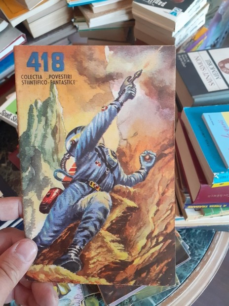 Colectia povestiri SF. Nr 418