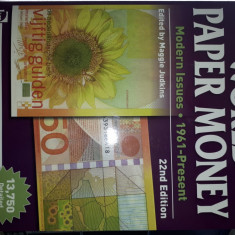 Catalog World Paper Money 1961-2014 22 nd edition