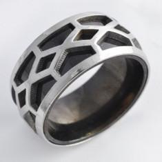 Inel Barbati inox Marime 9(US)-diametru 19mm