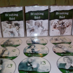 Breaking Bad 2008 2013  5 sezoane  DVD