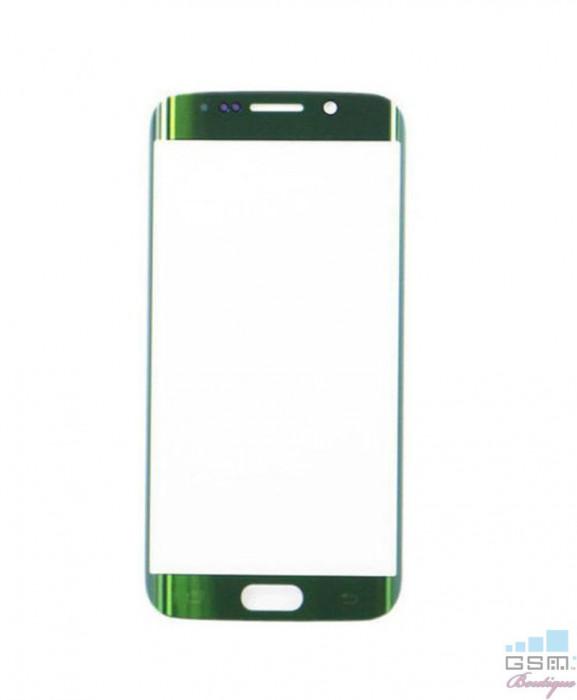 Geam Sticla Samsung Galaxy S6 edge G925 Verde