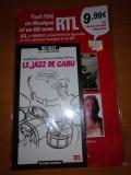 Jazz Armstrong/Bechet/Fitzgerald/Dinah/Cole..Cd audio+ilustratie+booklet, nou