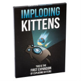 Joc Imploding Kittens This Is The First Expansion Of Exploding Kittens