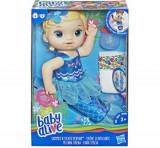 Cumpara ieftin Baby Alive - Papusa interactiva Sirena blonda