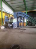 Presa hidraulica Sinoballer, pt compactarea balotilor de lucerna uscat