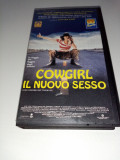Casete Video VHS-Film de Colectie-Cowgirl (Foarte Bun)