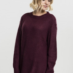 Ladies Basic Crew Sweater