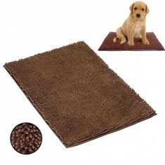 Covoras Microfibra Animale Super Absorbant 44x68cm Clean Pooch