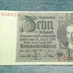 10 ReichsMark 1929 Germania / marci / mark