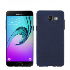 Husa Metallic Mesh Samsung Galaxy A5 (2017) BLUE