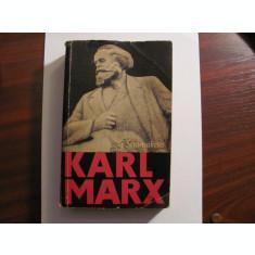 """CY - Galina SEREBREAKOVA """"Karl Marx"""""""