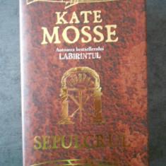 KATE MOSSE - SEPULCRUL (2008, editie cartonata)