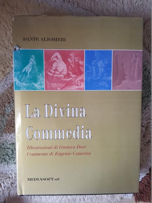 LA DIVINA COMMEDIA raft 1