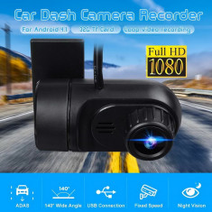 Camera AUTO HD, 1080P senzor G DV Vision Night Night DVR pentru Android 4.1