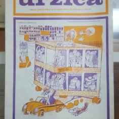 Urzica, Nr. 11, Anul XXV, 15 iunie 1973