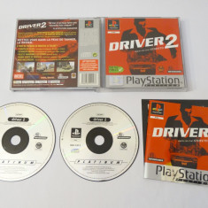 Joc Sony Playstation 1 PS1 PS One - Driver 2