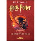 Harry Potter si ordinul Phoenix   J.K. Rowling