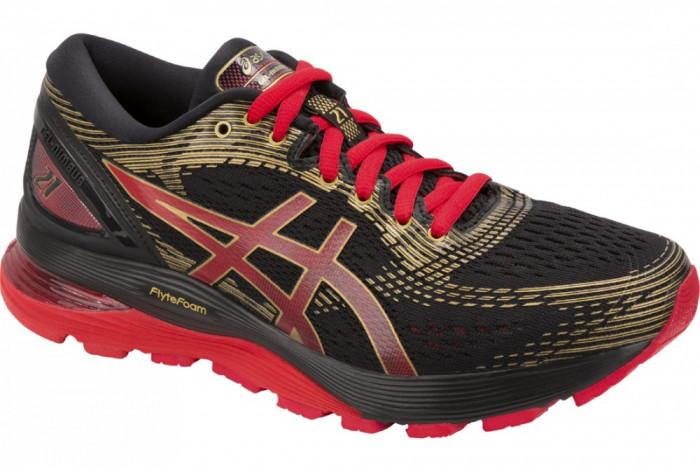 Pantofi alergare Asics Gel-Nimbus 21 1012A235-001 pentru Femei