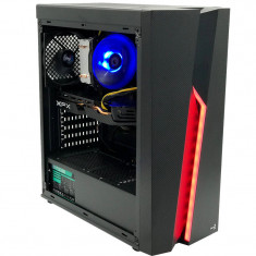 Calculator Gaming Aerocool Bolt RGB, Intel Core i5 4460 3.2GHz, Asus CS-B, 8GB...