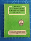 Noul sistem contabil al agentilor economici din Romania - M. Ristea CECCAR 1993, Alta editura