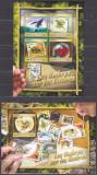 DB Guineea Guinea Fauna WWF Timbre pa Timbre SS + MS MNH, Nestampilat