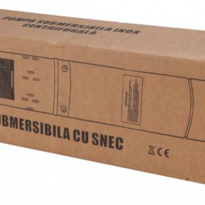 Pompa Submersibila 4 cu Snec EPTO Putere 750W