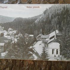 Carte postala Tusnad, Vedere generala, necirc., foto Oscar Adler Bv. stare buna