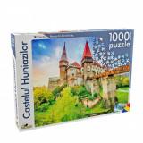 Cumpara ieftin Puzzle Noriel Peisaje din Romania - Castelul Huniazilor (1000 piese)