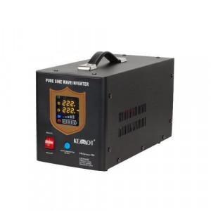 UPS pentru centrale termice Kemot URZ3406B, sinus pur, 700 W, afisaj led Mania Tools