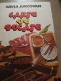 CARTE DE BUCATE - SILVIA JURCOVAN,ED TEHNICA 1983,623PAG COPERTI CARTONATE