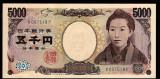 A5530 Japan Japonia 5000 yen 2004 UNC