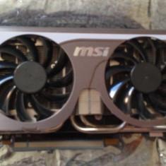 Placa video MSI GeForce GTX 560 Ti Twin Frozr II OC 1GB GDDR5 256-bit Box, PCI Express, 1 GB, nVidia