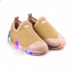 Pantofi Sport LED Bibi Roller Celebration Lurex/Gold 24 EU