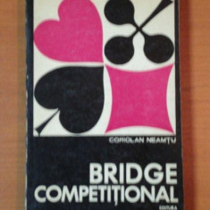 BRIDGE COMPETITIONAL de CORIOLAN NEAMTU