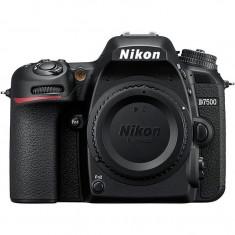 Aparat Foto DSLR Nikon D7500, 20.9 MP