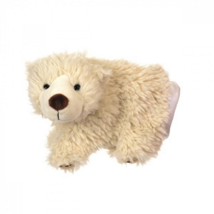 Papusa de mana urs polar