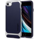 Cumpara ieftin Carcasa Spigen Neo Hybrid iPhone 7/8/SE (2020) Satin Silver