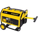 Generator curent SG 4200, 4200 W, 13 CP, AVR, 230 V, 25 l, benzina, autonomie 8 h