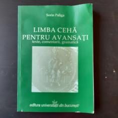 LIMBA CEHA PENTRU AVANSATI - SORIN PALIGA