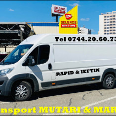 Transport MARFA & MUTARI Rapid 24H