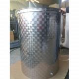 Butoi inox pentru vin 1000 / Cisterna inox
