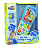 Primul meu telefon distractiv PlayLearn Toys