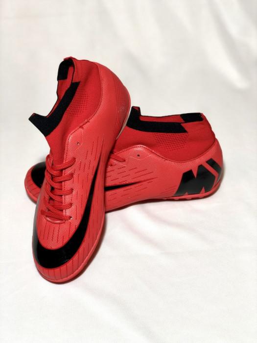 Ghete / adidasi / pantofi fotbal teren sintetic sala glezniera Mercurial Mbrands