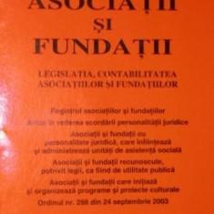 ASOCIATII SI FUNDATII - VASILE MOROSAN ( COORDONATOR )