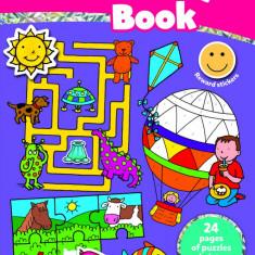 Prima carte cu activitati PlayLearn Toys