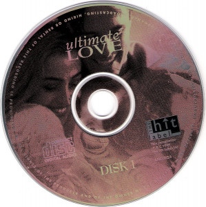 2 CD  Ultimate Love: Michael Jackson, Billy Ocean, Gloria Estefan, Chris Rea
