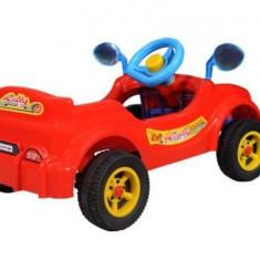 Masina cu pedale - Visul copiilor - Rosie