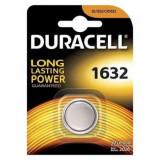 Duracell CR1632 125mAh 3V baterie plata Conținutul pachetului 1 Bucată